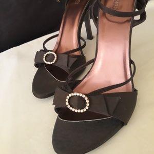 Ankle Strap Formal Heels